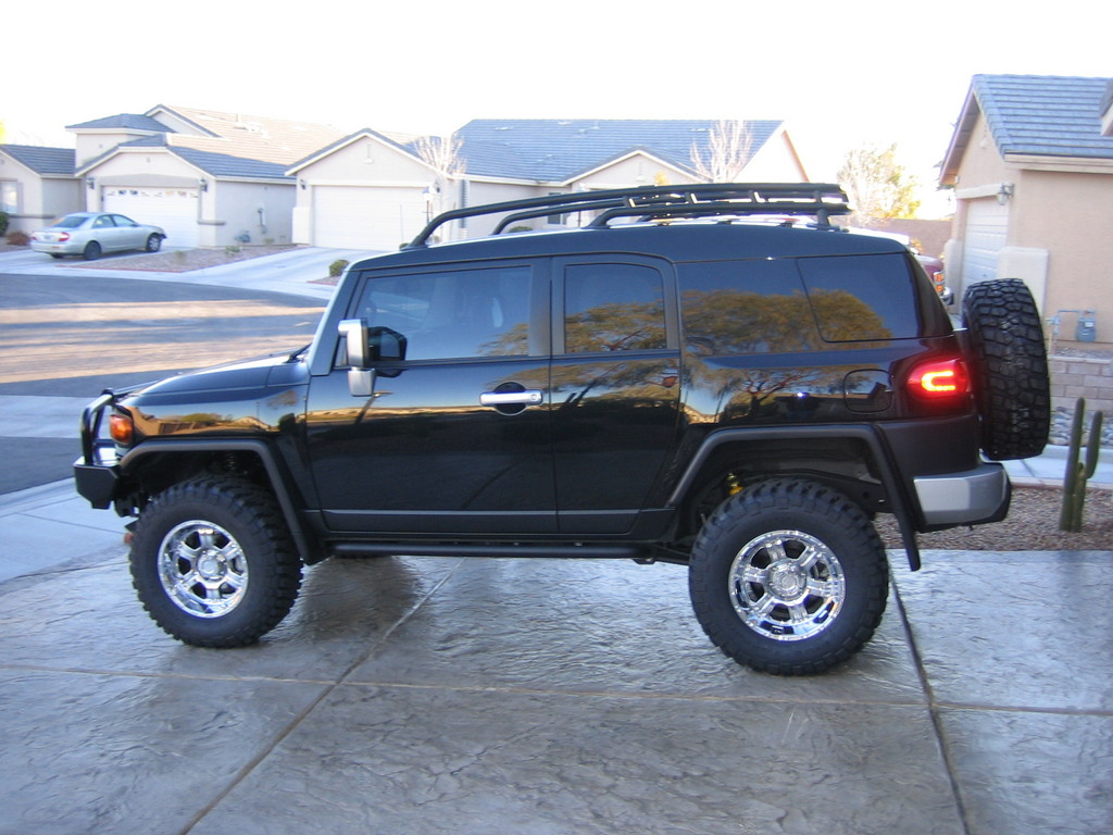 lvdigital 2008 toyota fj cruiser specs photos. Black Bedroom Furniture Sets. Home Design Ideas