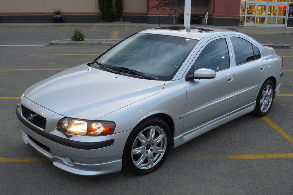 slipstream3d 2004 Volvo S60