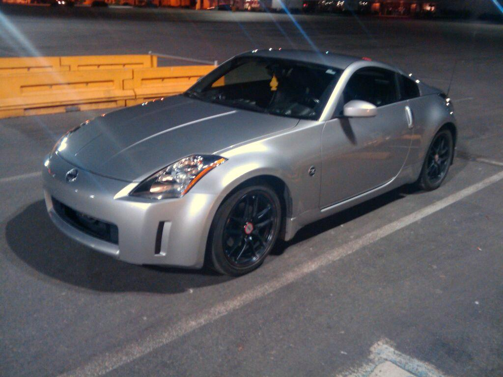 nathan shute 2003 nissan 350z specs photos modification. Black Bedroom Furniture Sets. Home Design Ideas