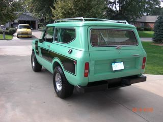 MintGreenScout 1979 International Scout II 12472173
