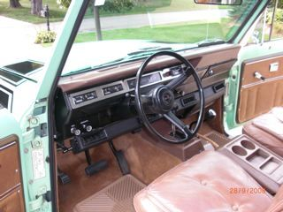 MintGreenScout 1979 International Scout II 12472176