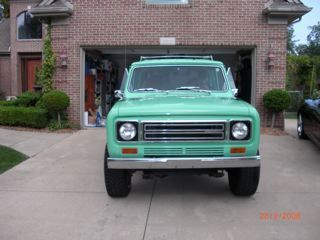 MintGreenScout 1979 International Scout II 12472182
