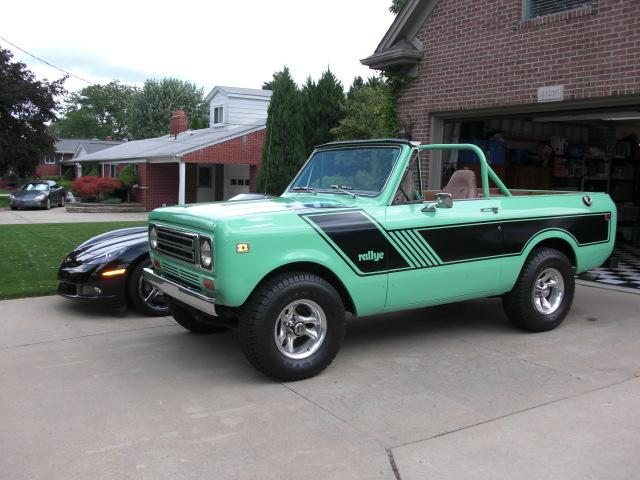 MintGreenScout 1979 International Scout II 12472188