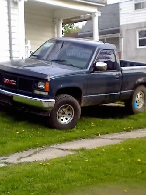 shaneking2 1990 GMC K15/K1500 Pick-Up