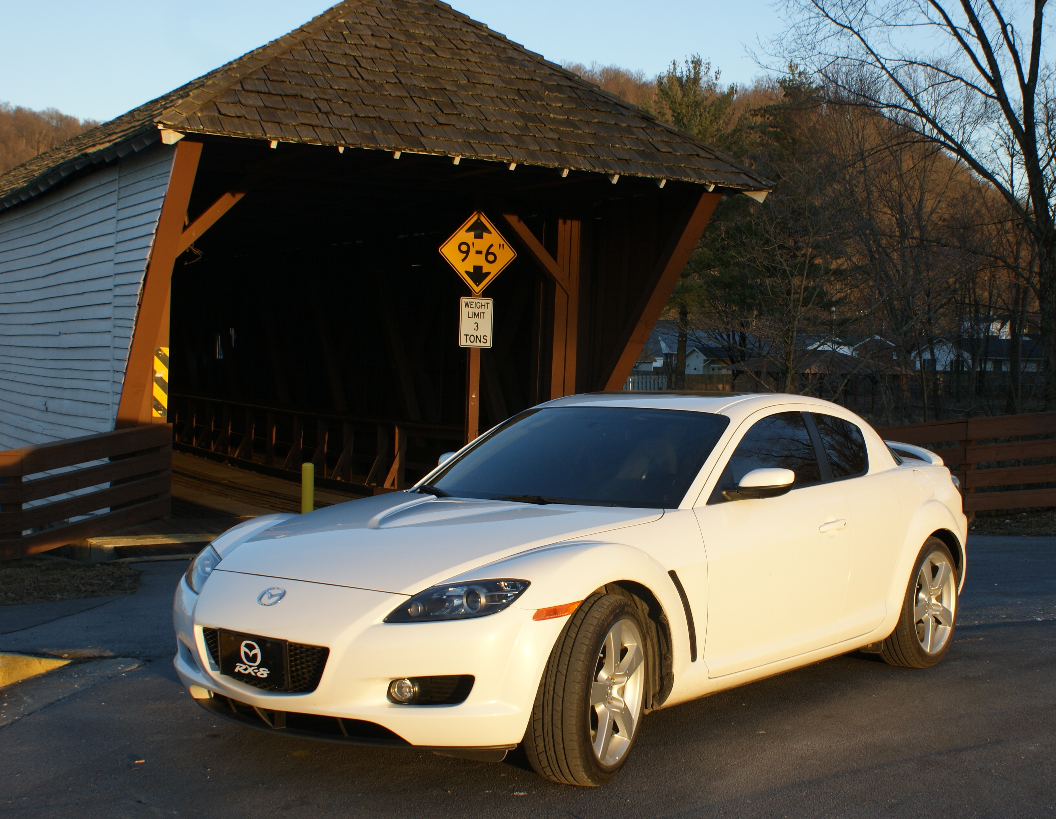 sierralst210 2007 mazda rx-8 specs, photos, modification info at