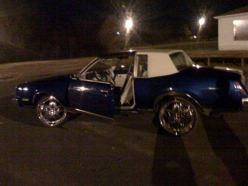 Soicyboy17 S 1980 Buick Regal In Clover Sc