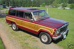 chicagoamcs 1986 Jeep Grand Wagoneer