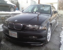 boostedkduece0s 2000 BMW 3 Series