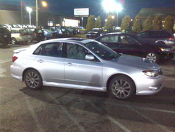 HotColt22s 2009 Subaru Impreza