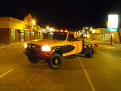 LN7_NUT 1994 Ford F350 Super Duty Regular Cab & Chassis