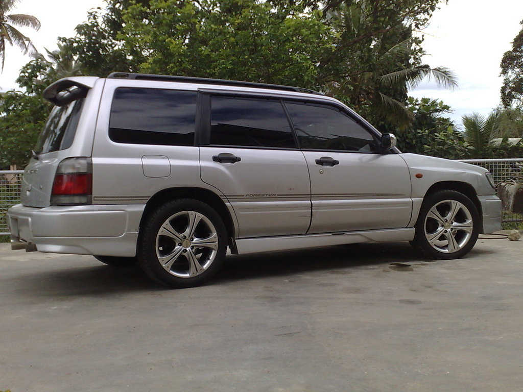 torcha8 1998 subaru forester specs, photos, modification info at