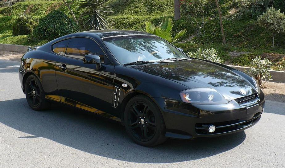 Xfelinox 2006 Hyundai Tiburon Specs Photos Modification