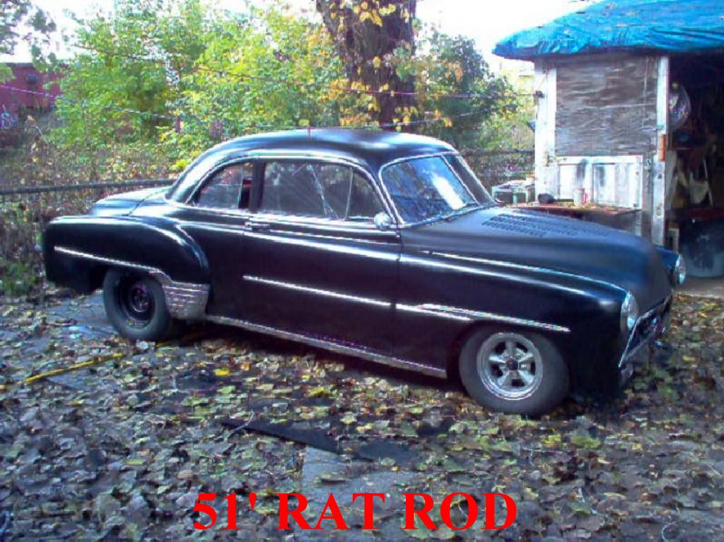Another crazyroger1 1951 Chevrolet Styleline post... - 12478557