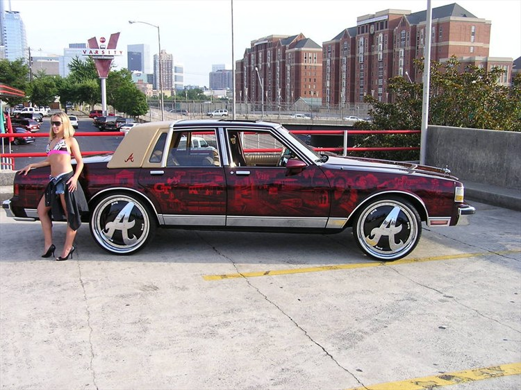 Another DA-REAL-A-TOWN 1988 Chevrolet Caprice post... - 12479520