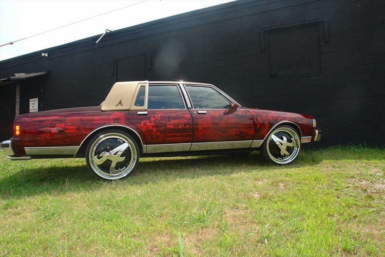 Another DA-REAL-A-TOWN 1988 Chevrolet Caprice post... - 12479537