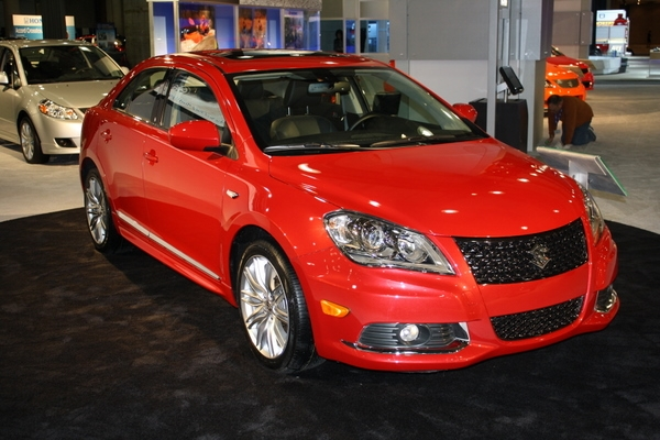 2011 suzuki kizashi sport sls review 2013 suzuki. Black Bedroom Furniture Sets. Home Design Ideas
