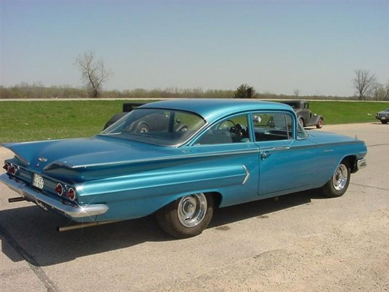 Another crazyroger1 1960 Chevrolet Biscayne post... - 12478593