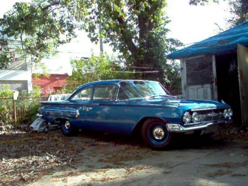 Another crazyroger1 1960 Chevrolet Biscayne post... - 12478596