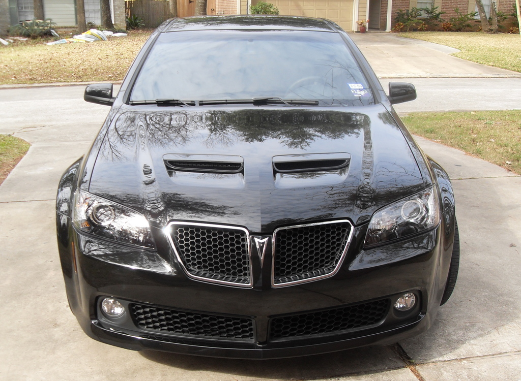 G8first888 2008 Pontiac G8 Specs Photos Modification