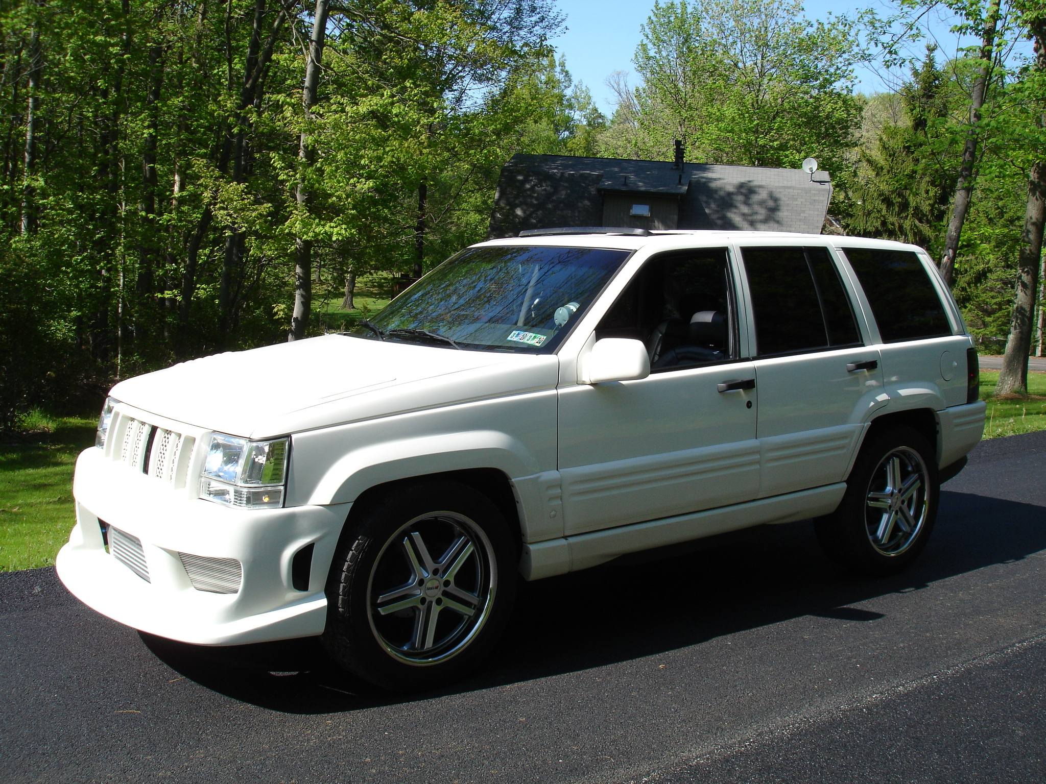 drgsxr1000nos 1998 jeep grand cherokee specs photos. Black Bedroom Furniture Sets. Home Design Ideas