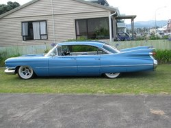 mikev8nut 1959 Cadillac DeVille