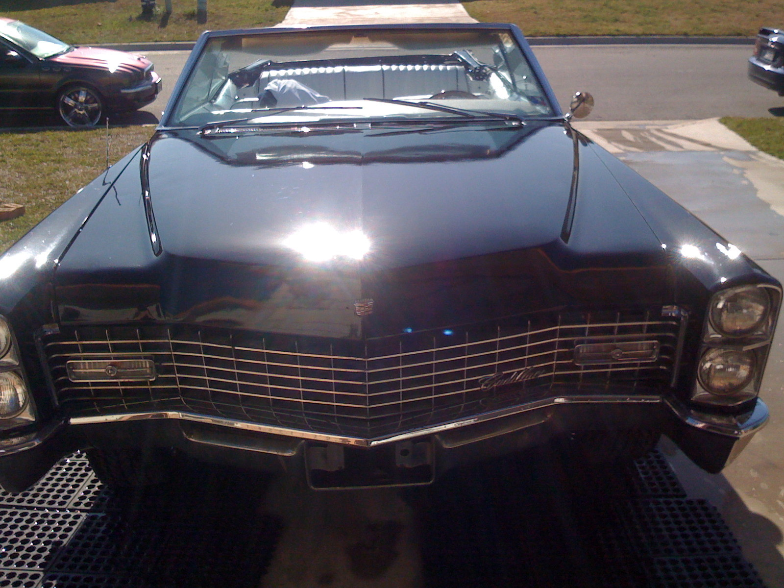 Another mr_69_cutty 1969 Cadillac DeVille post... - 12484356