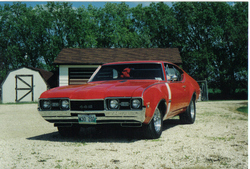 rocketman442s 1968 Oldsmobile 442