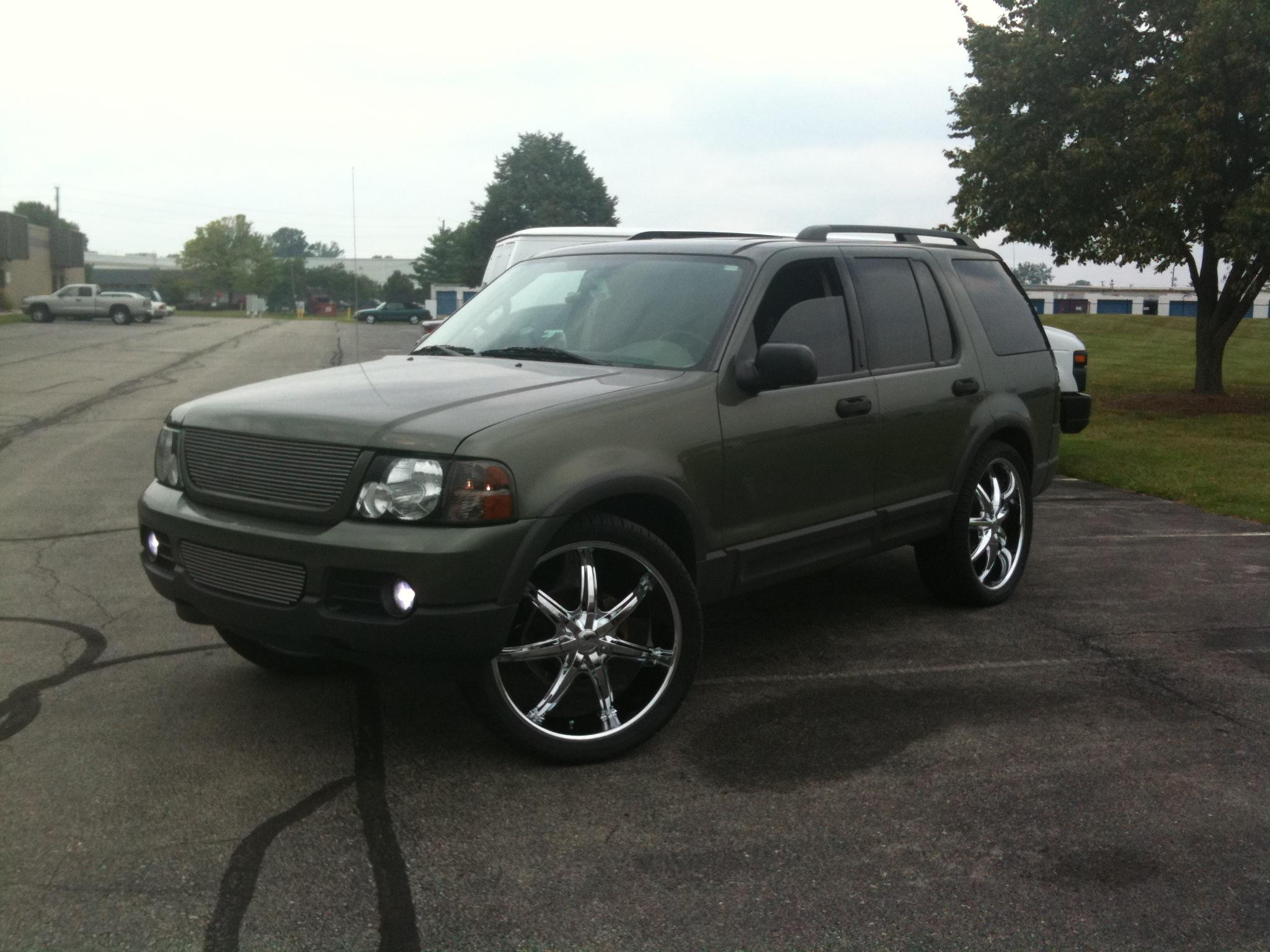 Another Charger0nDavins 2003 Ford Explorer post... - 12483622