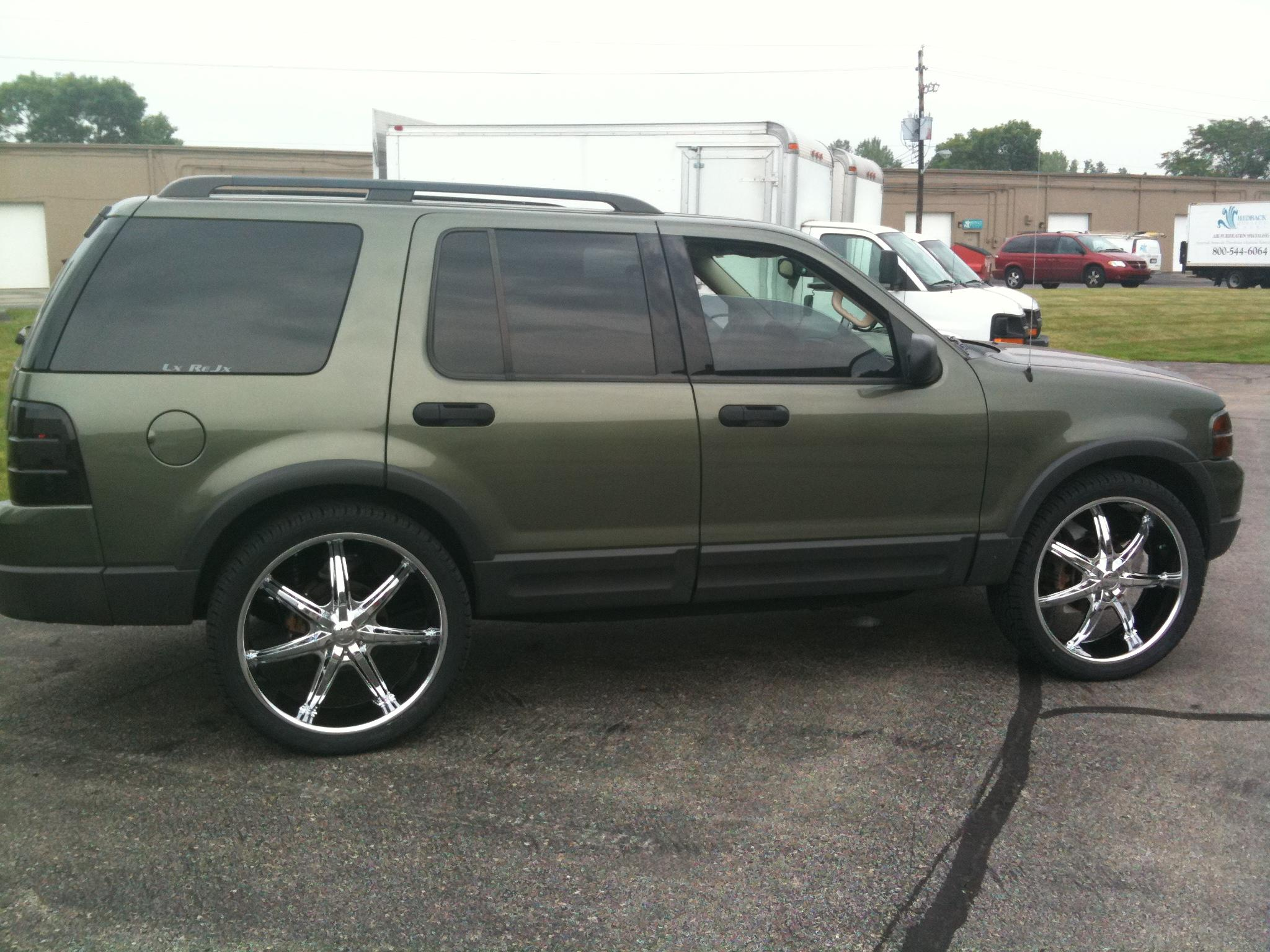 Another Charger0nDavins 2003 Ford Explorer post... - 12483624