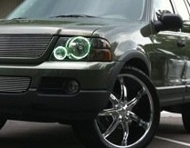 Charger0nDavinss 2003 Ford Explorer