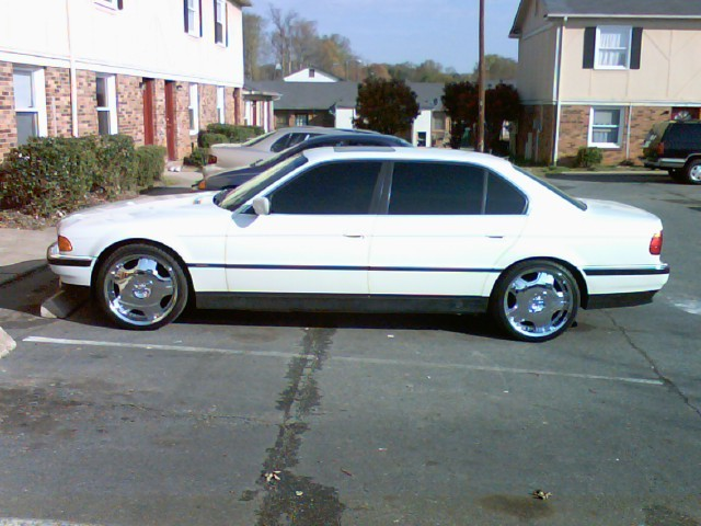 kinganthony30 1998 BMW 7 Series