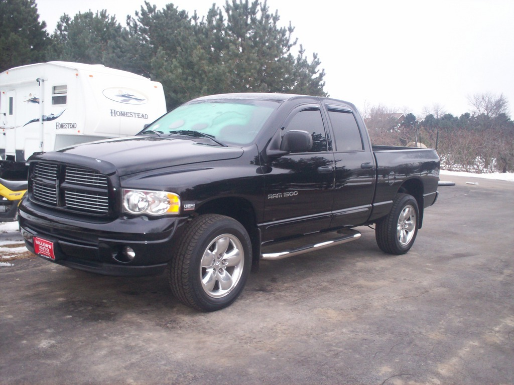aleczll 2005 dodge ram 1500 regular cab specs photos modification info at cardomain. Black Bedroom Furniture Sets. Home Design Ideas