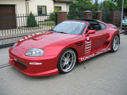 FamousPauls 1994 Toyota Supra