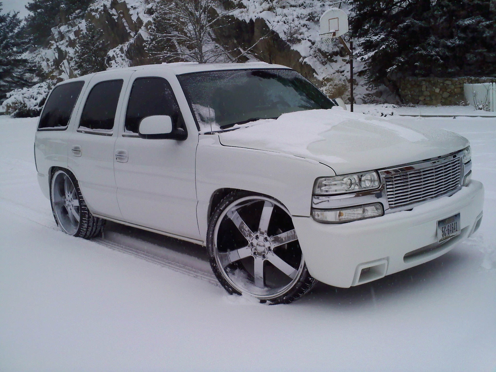 DIGGADAN 2002 Chevrolet Tahoe Specs s Modification Info at