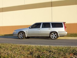 Turbo16psi 1998 Volvo V70