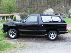 1-sick-celicas 1987 Chevrolet S10 Blazer