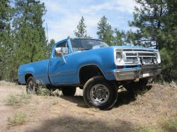 dodgetruckdon 1972 Dodge D150 Club Cab