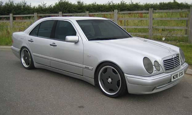 Another w210e55 2000 Mercedes-Benz E-Class post... - 12489146
