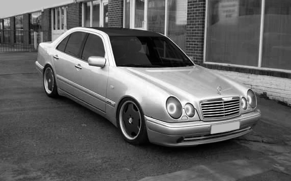 Another w210e55 2000 Mercedes-Benz E-Class post... - 12489147