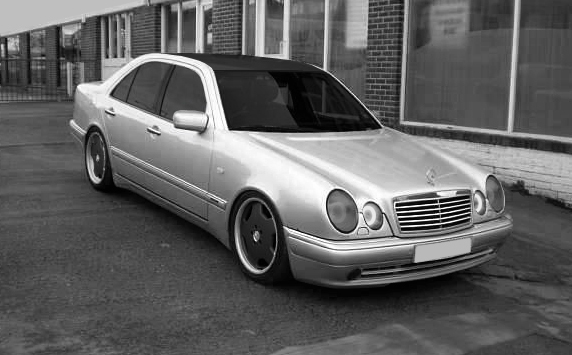 Another w210e55 2000 Mercedes-Benz E-Class post... - 12489148