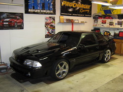 92s-trims 1992 Ford Mustang