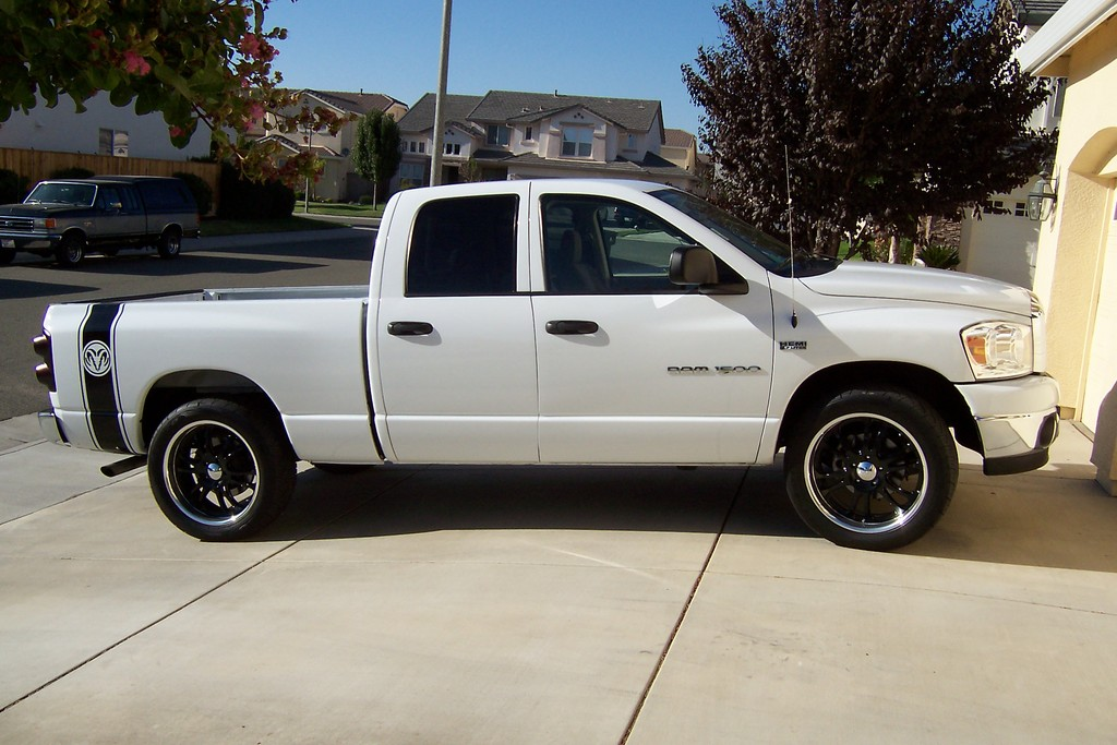 fleisch 2007 dodge ram 1500 regular cab specs photos. Black Bedroom Furniture Sets. Home Design Ideas