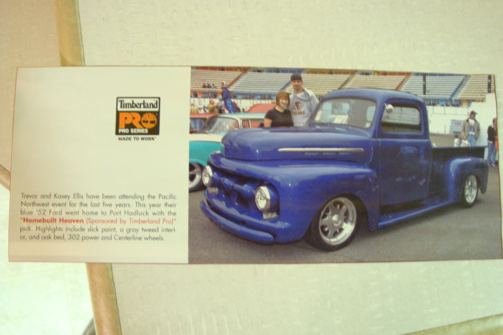 1952 Ford F150 Regular Cab