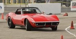 jsworkstds 1968 Chevrolet Corvette