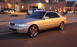 youngmain101s 1998 Acura TL
