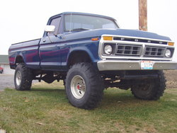 dgh08s 1976 Ford F150 Regular Cab