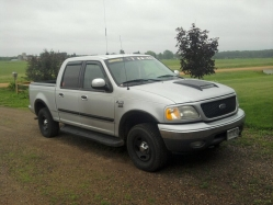 2001 Ford F150 Regular Cab