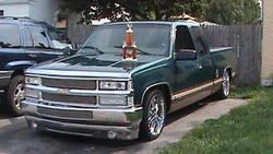 ramstar27s 1998 Chevrolet C/K Pick-Up