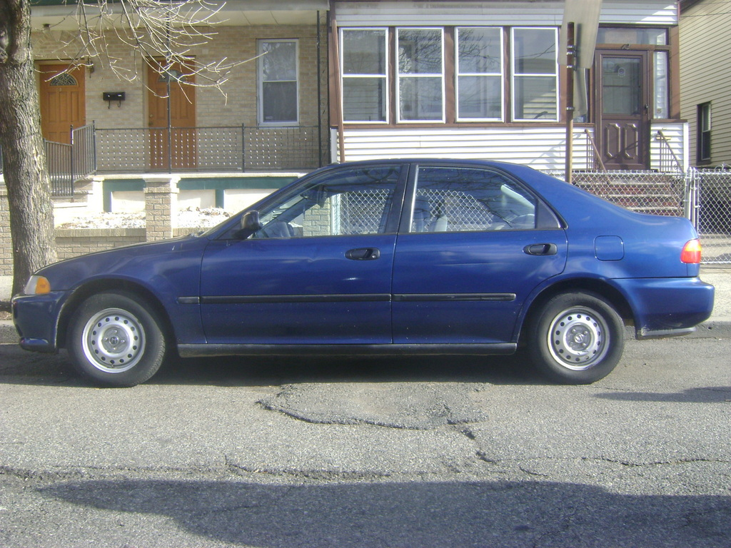 goodcar4less 39 s 1995 honda civic in jersey city nj. Black Bedroom Furniture Sets. Home Design Ideas