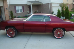 lotaridess 1972 Chevrolet Monte Carlo